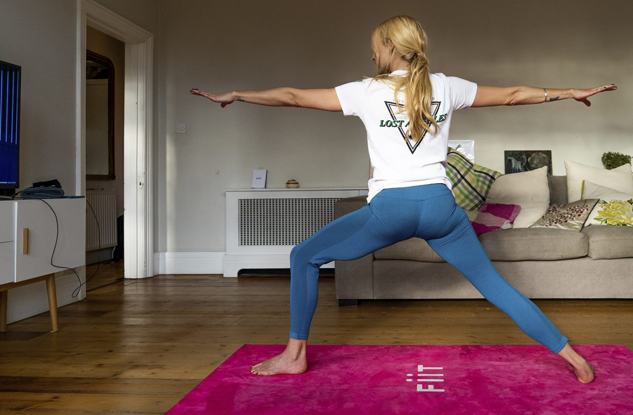 Get fit with Fearne