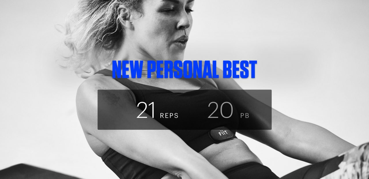 Beat your personal bests
