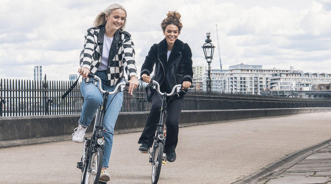 Ride through your city