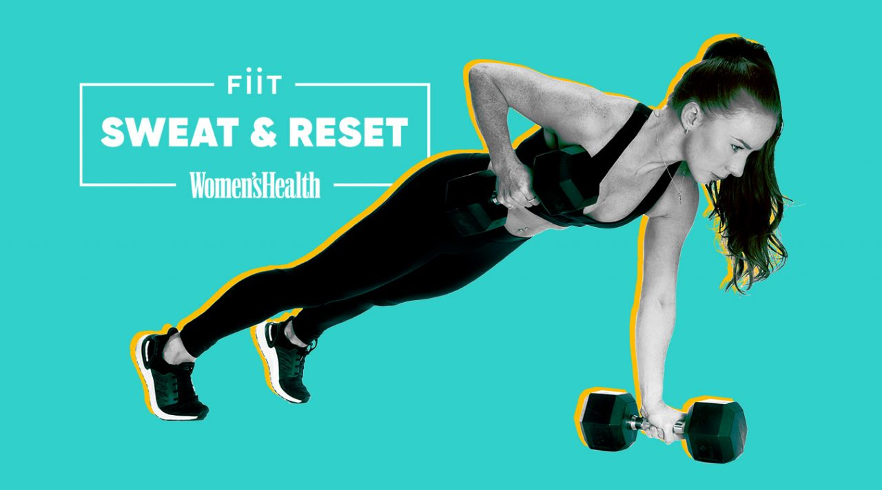 Sweat & Reset
